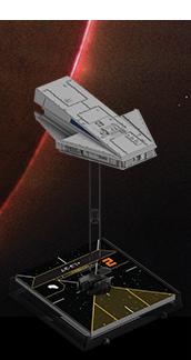 Figurine du vaisseau Vaisseau de secours