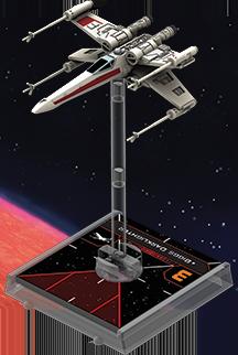 Figurine du vaisseau X-wing T-65