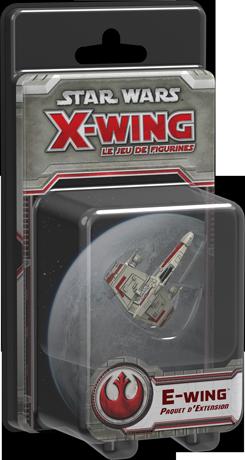 Boite du paquet d'extension E-wing