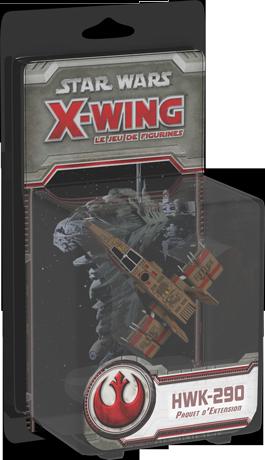 Boite du paquet d'extension HWK-290