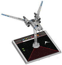 Figurine du vaisseau U-wing