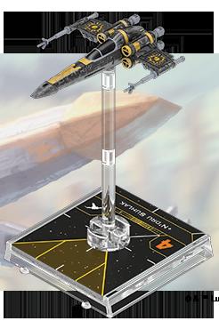 Figurine du vaisseau Chasseur de Têtes Z-95-AF4