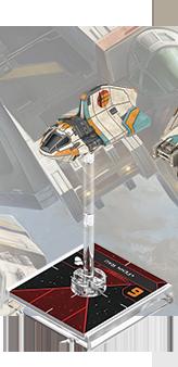 Figurine du vaisseau Navette de Classe Sheathipede