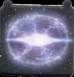 Marqueur de bombe à protons