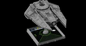 Figurine du vaisseau Décimateur VT-49