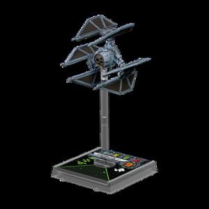 Figurine du vaisseau Défenseur Tie