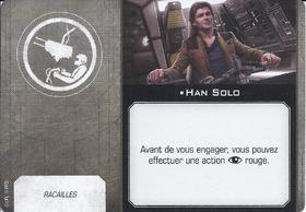 Carte d'amélioration • Han Solo
