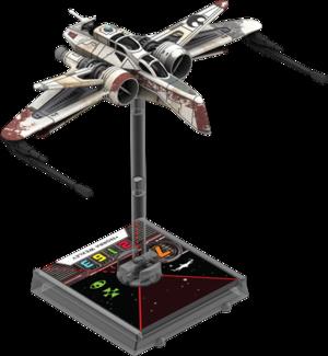 Figurine du vaisseau ARC-170