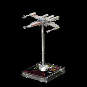 Figurine du vaisseau X-Wing