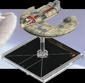 Figurine du vaisseau JumpMaster 5000