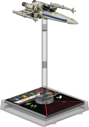 Figurine du vaisseau Chasseur de têtes Z-95