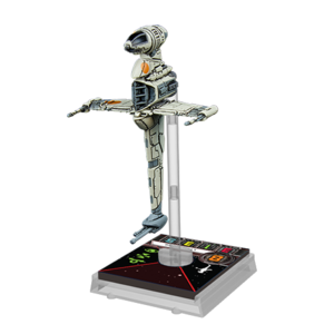 Figurine du vaisseau B-Wing