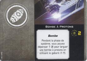 Carte d'amélioration Bombe à Protons