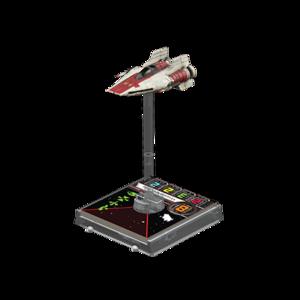 Figurine du vaisseau A-Wing