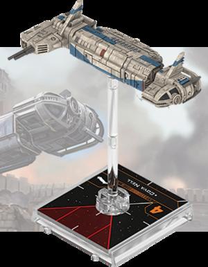 Figurine du vaisseau Transport de la Résistance