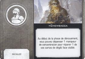 Carte d'amélioration • Chewbacca