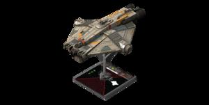 Figurine du vaisseau VCX-100