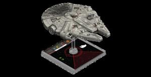 Figurine du vaisseau YT-1300 1re édition