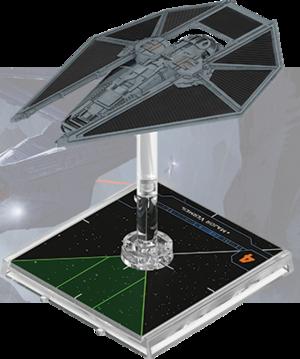 Figurine du vaisseau TIE Reaper
