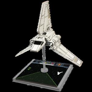 Figurine du vaisseau Navette de classe Lambda 1re édition