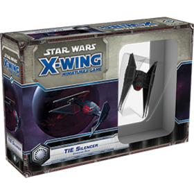Boite du paquet d'extension Tie Silencer