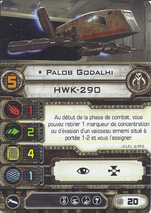 carte du pilote Palob Godalhi