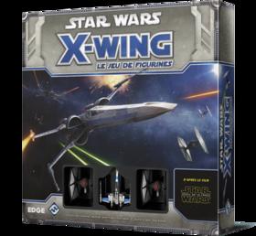 Boite de base du jeu X-wing