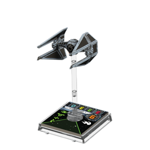 Figurine du vaisseau Intercepteur Tie