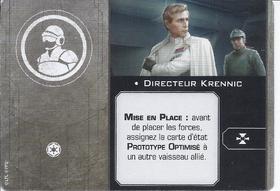 Carte d'amélioration • Directeur Krennic
