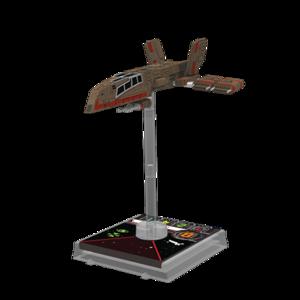Figurine du vaisseau HWK-290