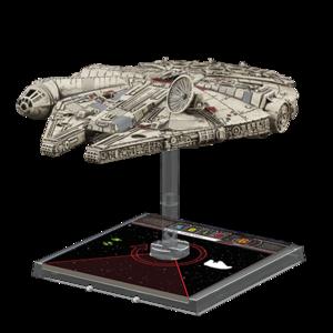 Figurine du vaisseau YT-1300
