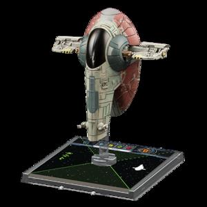 Figurine du vaisseau Firespray-31