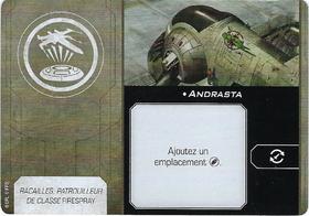 Carte d'amélioration • Andrasta
