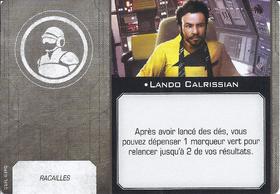 Carte d'amélioration • Lando Calrissian