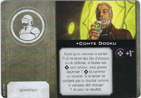 Carte d'amélioration • Comte Dooku